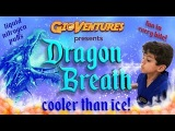 Dragon's Breath presented by GioVentures - Liquid Nitrogen Infused Cereal Puffs
