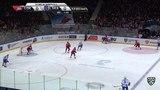Моменты из матчей КХЛ сезона 17/18 • Гол. 0:1. Динар Хафизуллин (СКА) открыл счёт, реализовав большинство 29.03