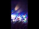Coldplay. Warsaw. Balloons
