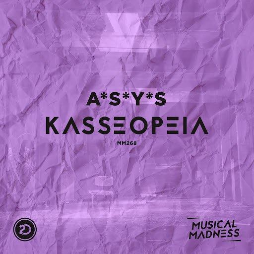 A*S*Y*S альбом Kasseopeia