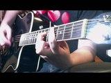 Legend of Zelda Ocarina of Time Guitar Medley