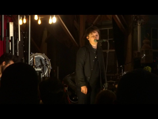 Nothing But Thieves - The Pixies Where is My Mind - Live Acoustic - Common Grounds - Waco TX 2-26-16