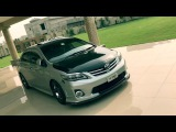 Toyota Corolla 10th Generation Modified Cinematic Video Pakistan
