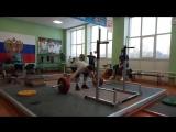 Артур Бабаян-02 г/р-рывок кл.-135 кг (90%).