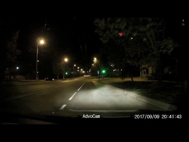 [Красные Бордюры] Нежданчик на дороге в Керчи