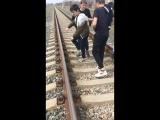 Жёсткое цп на железной дороге