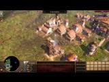 Прохождение игры Age of Empires 3 за португальцев(сложность средняя)