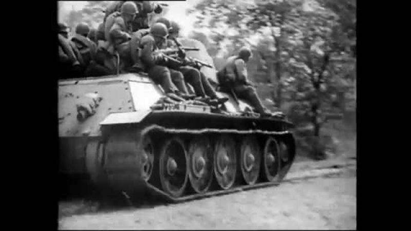 Моя Великая Война - история войны лейтенанта-танкиста, Григория Шишкина.