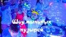 ШОУ мыльных пузырей от Иринки Праздничной