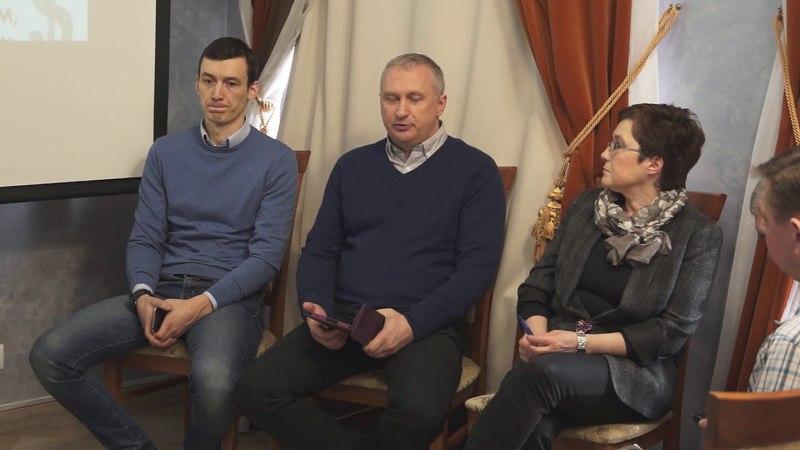 Прэзентацыя альтэрнатыўнага дакладу па выкананні Беларуссю Канвенцыі супраць катаванняў