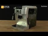 Кофемашина Delonghi ECAM 22.110 SB Magnifica S. Как очистить