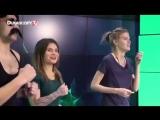 У меня тут недавно телеканал @dukascopytv_ru интервью брал ??♀️ и все это очень даже забавно получилось! Сама идея , как ребята