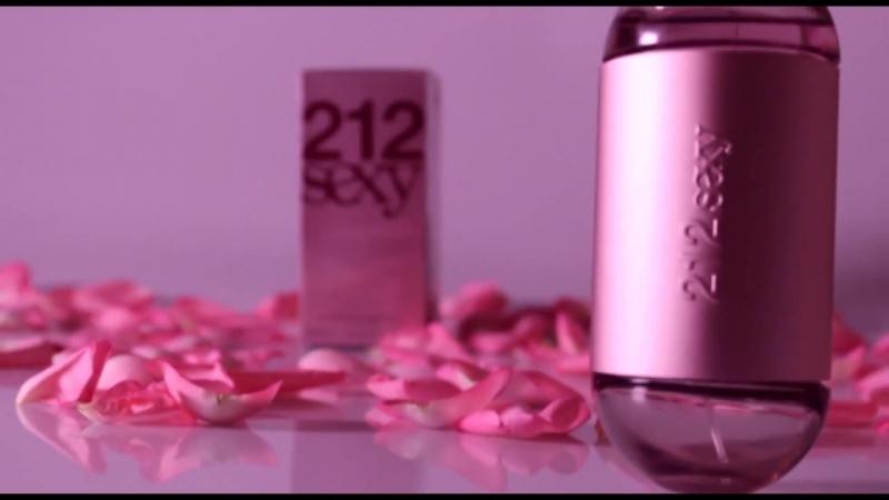 212 Sexy Carolina Herrera Comercial 720p
