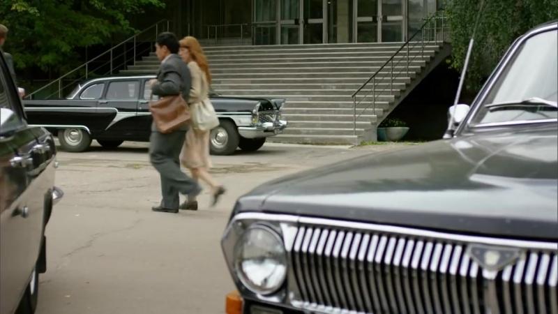 Икра - 4 серия (сцена) И. Скляр, П. Майков и Я