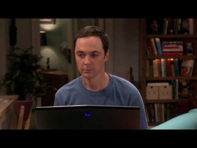 Теория большого взрыва | The Big Bang Theory | Сезон: 10 | Эпизод: 24 | The Long Distance Dissonance | Кураж - Бомбей