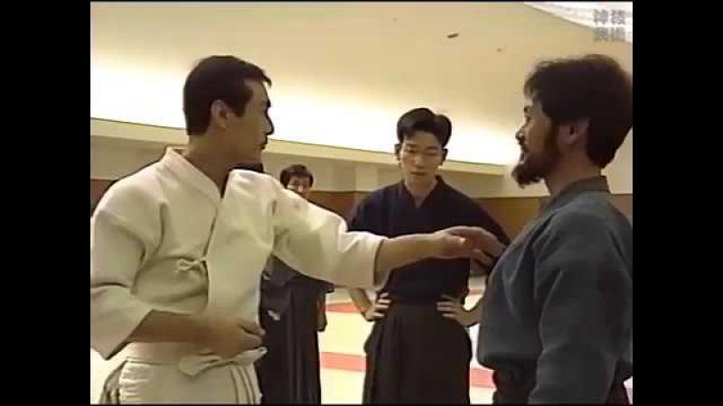 黒田鉄山 一瞬の崩し 稽古で力を抜く理由 Kuroda Tetsuzan