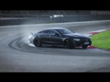 Mercedes-AMG GT 63 S 4Matic 4-Door Coupe (On Track)