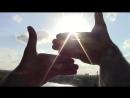 Как определить время до захода солнца с помощью пальцев!