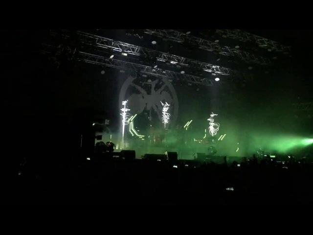 Prodigy(Великобритания) - Poison/ Яд (live spb 18.03.2018)