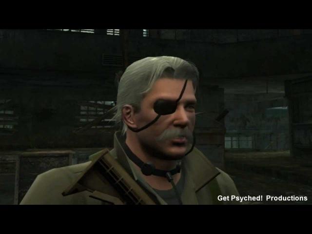 Metal Gear 2: Solid Snake MGO Rendition [Director's Cut] (Part 10: Big Boss)