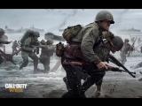 CoD WWII Beta (нарезка)