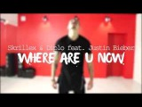 TOTAL BLACK - DIMA_TTLBLK Skrillex &amp Diplo - Where Are U Now (feat. Justin Bieber)
