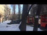 Пожар на Варейкиса 29.03.18