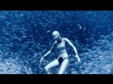 Freediving into