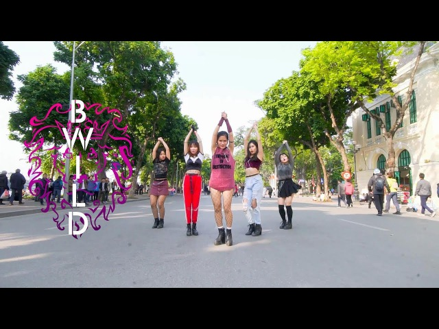 [KPOP IN PUBLIC CHALLENGE] Red Velvet 레드벨벳 'Bad Boy' (배드 보이) Dance Cover By B-Wild From Vietnam кфк