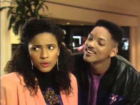 Hot music in The Fresh Prince of Bel-Air (Will Smith - Girls Ain't Nothing But Trouble)