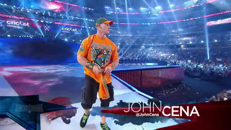 John Cena returns to join forces with The Rock_ WrestleMania 32 on WWE Network