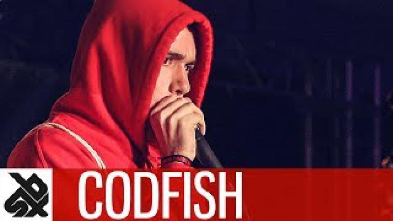 CODFISH | WBC Showcase Battle | Top 8