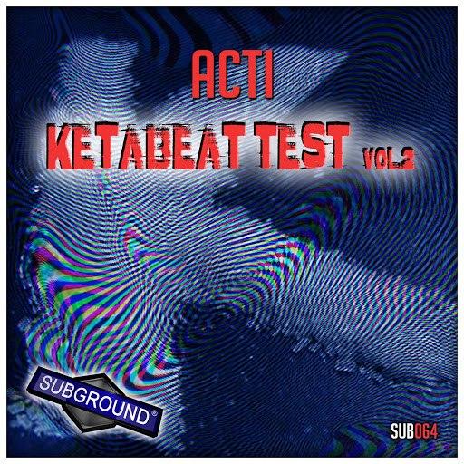 Acti альбом Ketabeat Test, Vol. 2