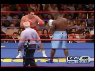 Владимир Кличко - Самюэль Питер / Klitschko vs Peter 2005 HL