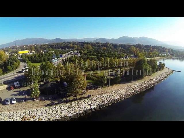 İzmit Kocaeli - Hava Çekimi Tanıtım Filmi - kanatsal