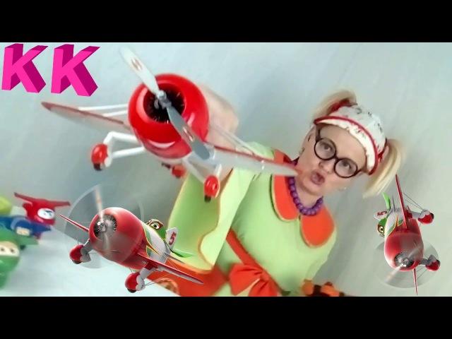 Эль Чупакабра на пульте радио управления Распаковка и обзор игрушки с клоунессой Клавой КРАШ-ТЕСТ