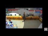 Вброс бюллетеней в УИК 36, Петропавловск Камчатский, местное время 7:36  18 марта 2018