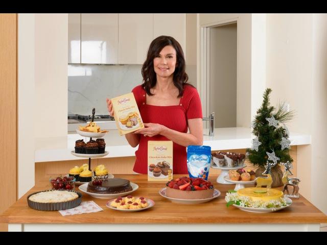 SweetLife's Sugar and Gluten Free Recipes Brownies HD