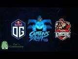 OG vs Empire - Game 1 - Captains Draft 4.0 - Quarter Final