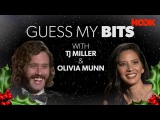 Olivia Munn &amp TJ Miller Play 'Guess My Bits'