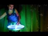 Шоу мыльных пузырей от Марии Ким. Юрюзань