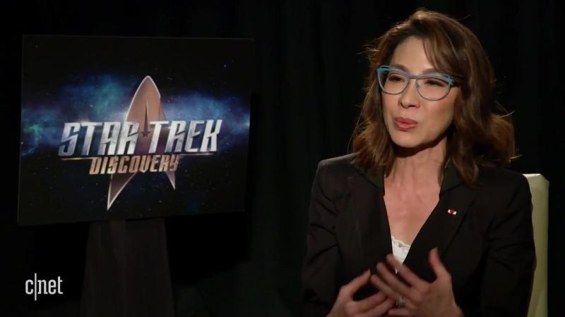 Актеры Звездный путь: Дискавери (Star Trek: Discovery) - о своих персонажах