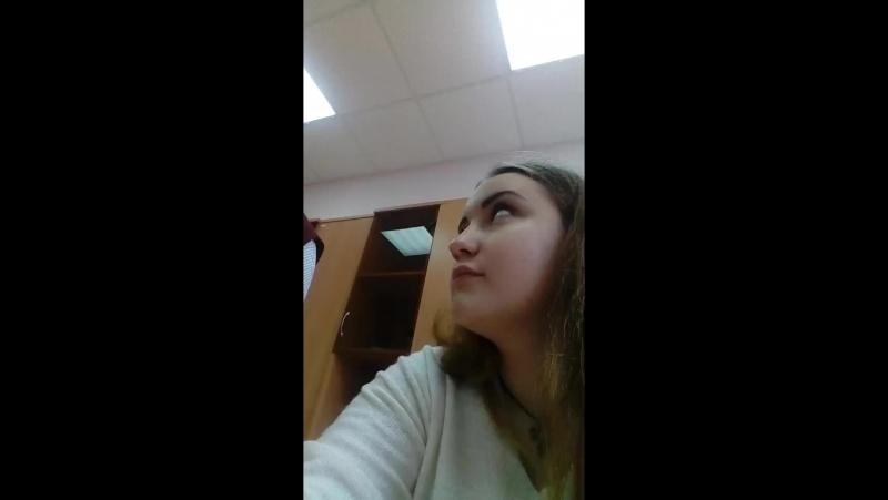Александра Тишина - Live