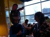 Отзыв о празднике с Кроликом Джуди из Зверополиса от Либерти Арт