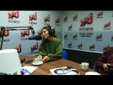 Аня Седокова в студии Радио ENERGY-Екатеринбург!