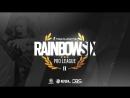 Rainbow 6 Pro League. ENCE eSports vs sno0ken Knows   Mysterious Monkeys vs Supremacy