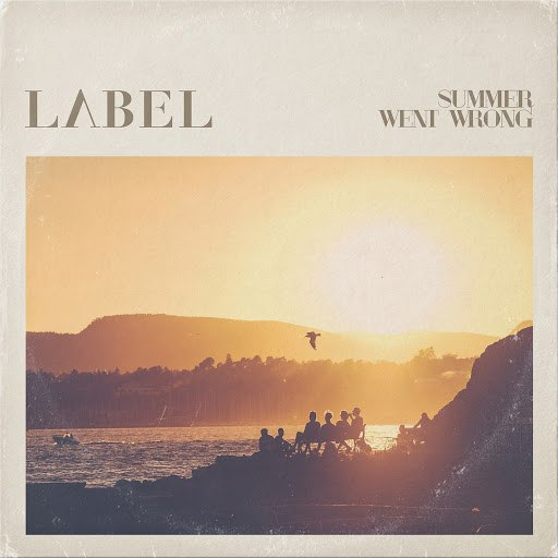 Label альбом Summer Went Wrong