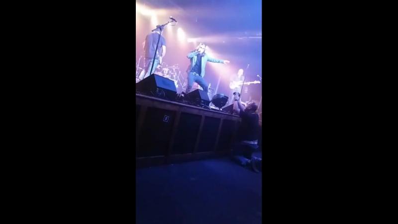 Концерт The Fell в The Basement East, Нэшвилл, 6 сентября