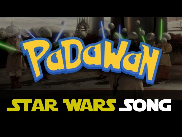 Padawan (Star Wars meets Pokemon parody)