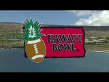 NCAAF 2017 / Hawaii Bowl / Fresno State Bulldogs - Houston Cougars / 1H / 24.12.2017 / EN